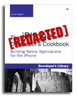 The REDACTED Developer's Cookbook, by Erica Sadun