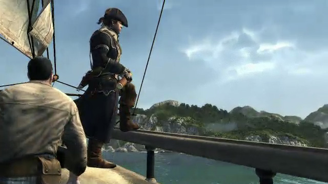 Assassin's Creed III: Liberation, like vanilla AC3, will take place during the American Revolution.