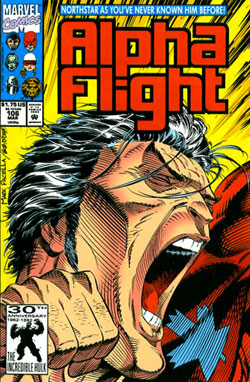 Alpha Flight #106
