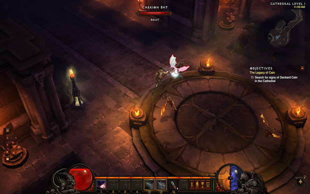 Diablo III doesn't need extreme GPU horsepower.