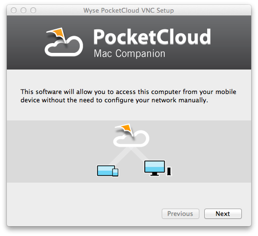 The companion software for PocketCloud installs with a wizard; there's practically no configuration required unless you want to select specific port numbers for the supported protocol. The only mandatory input is your Google account data. When you launch PocketCloud Remote Desktop from your mobile device for the first time, you'll have to do the same to launch auto-discovery and access premium services.