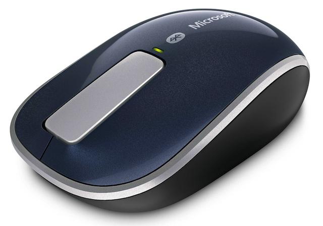 Microsoft's Sculpt Touch Mouse
