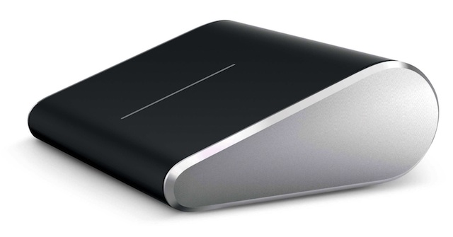 Microsoft's Wedge Mobile Mouse