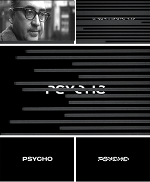 "Bass deployed his skills as a title designer for movies like ""Psycho"" to redesign AT&T's trademark."