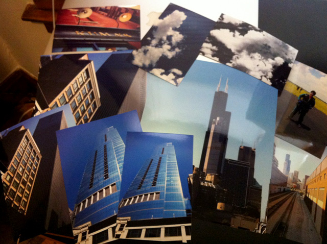 Standard 4x6 prints look great, as do 5x7 and 8x10 enlargements. This images were printed from 5MP iPhone 4 originals.