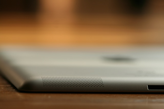 Even higher-end tablets like the iPad usually include just one speaker of middling-at-best quality.