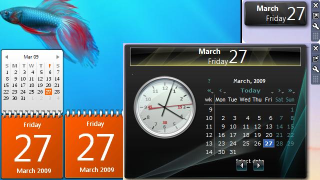 Forex clock widget windows 7