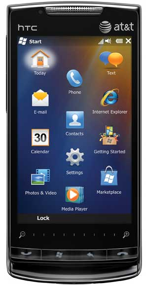 Windows mobile 6 5 arrives with new marketplace cloud sync ars technica - Ars manufacti mobel ...