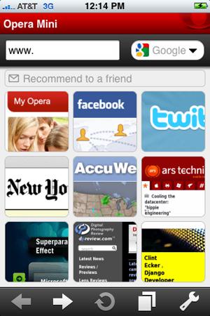 Опера Для Iphone - фото 7