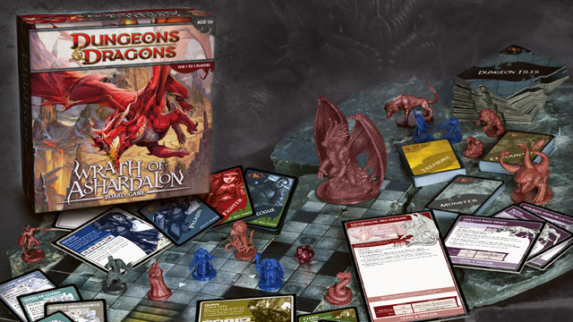 dungeons and dragons original game