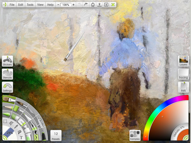 Artrage Quality Digital Painting On The Cheap Ars Technica