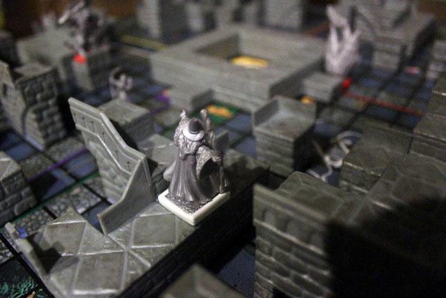 how to get across in gundrak dungeon