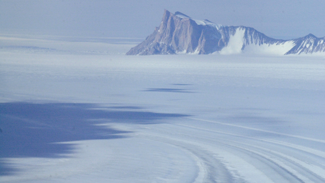 antarctic ice and future sea level rise  big questions