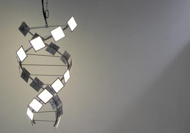 New OLED lighting panel hopes to outshine fluorescent bulbs | Ars