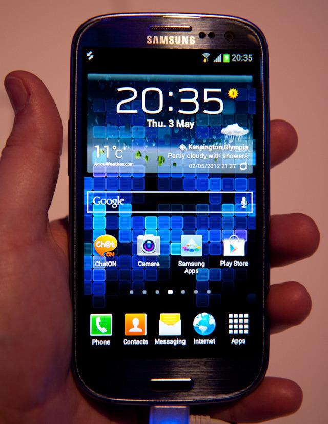 صور موبايل سامسونج Galaxy s3 جلاكسي اس 3 - Galaxy S III