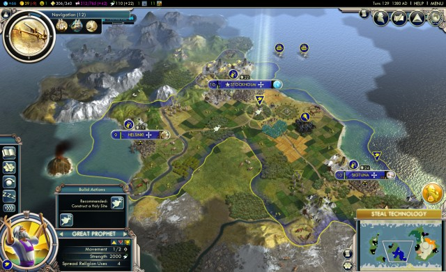 Review Gods Amp Kings Is An Essential Civilization