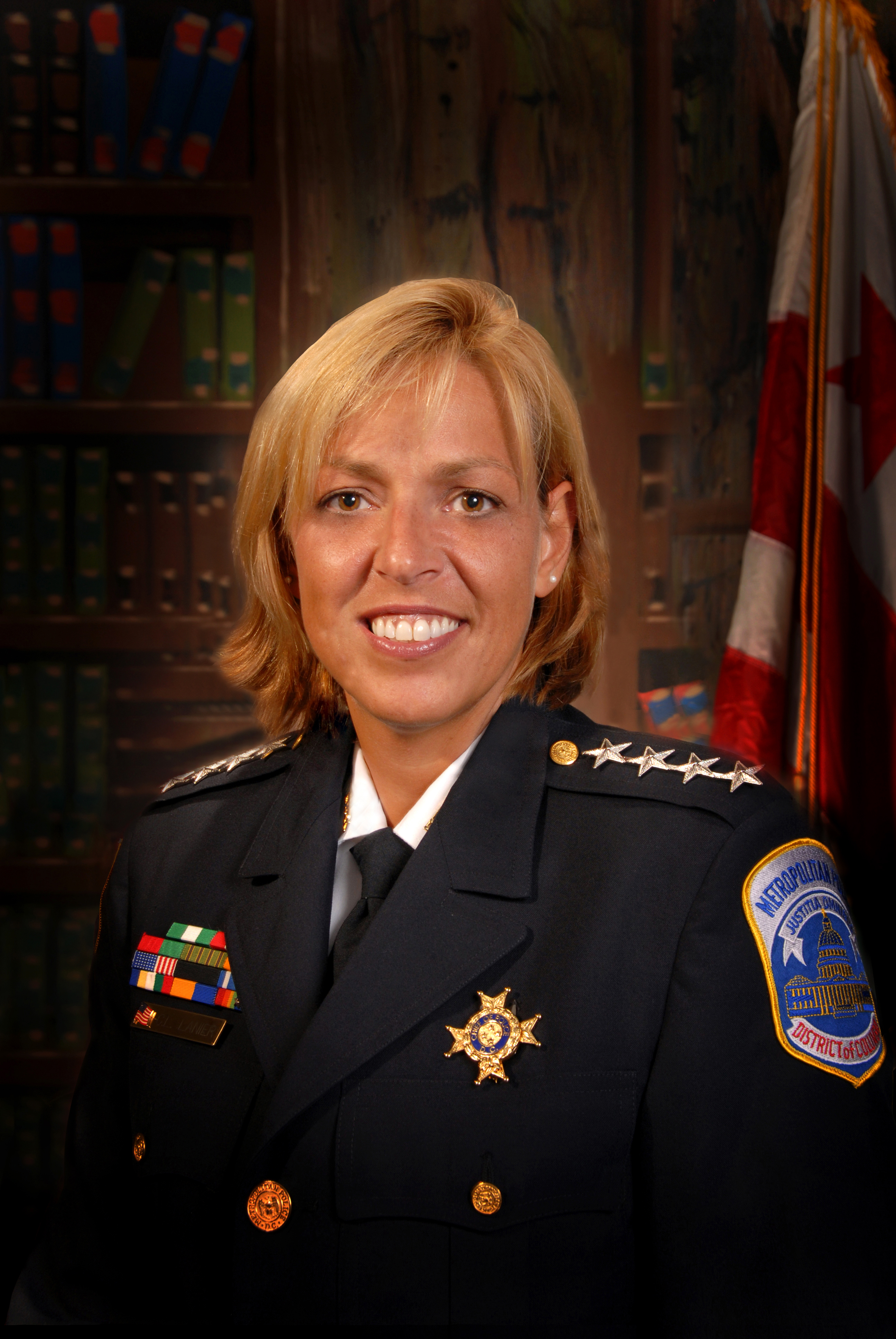 DC police chief announces shockingly reasonable cell camera policy