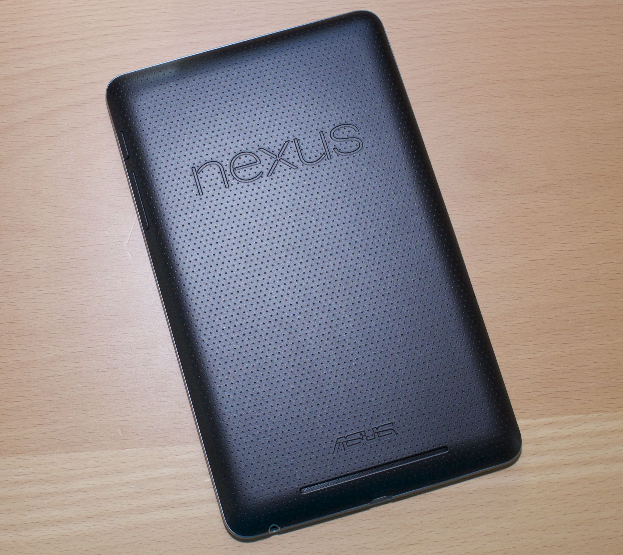 Nexus 7 2012 Box Google's nexus 7 is a