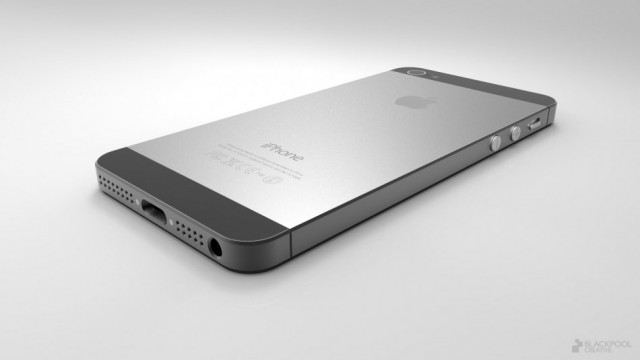 Another 3D rendering from Bryce Haymond shows what an assembled next-gen iPhone might look like.