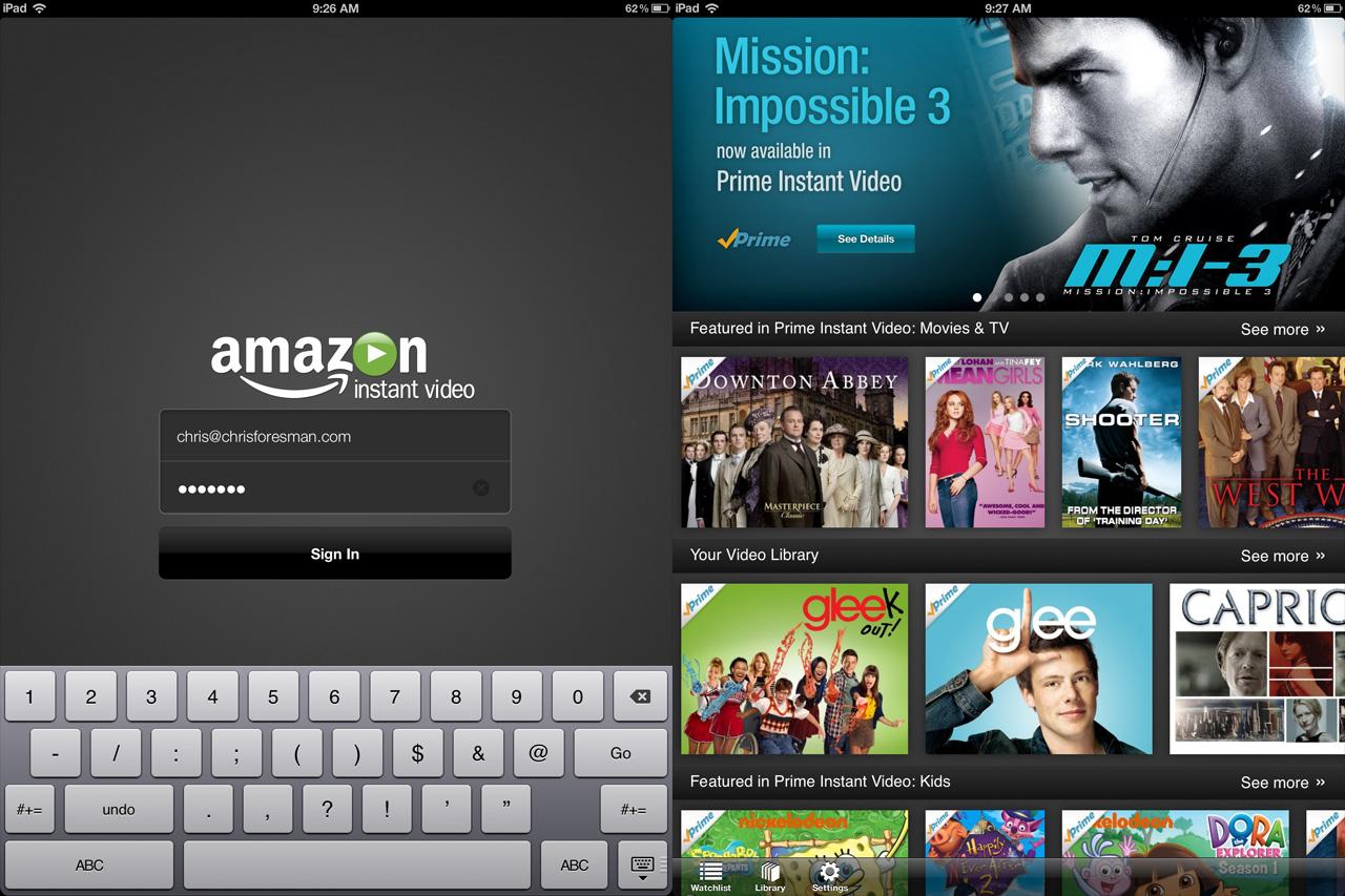 Amazon Prime Video site Archives