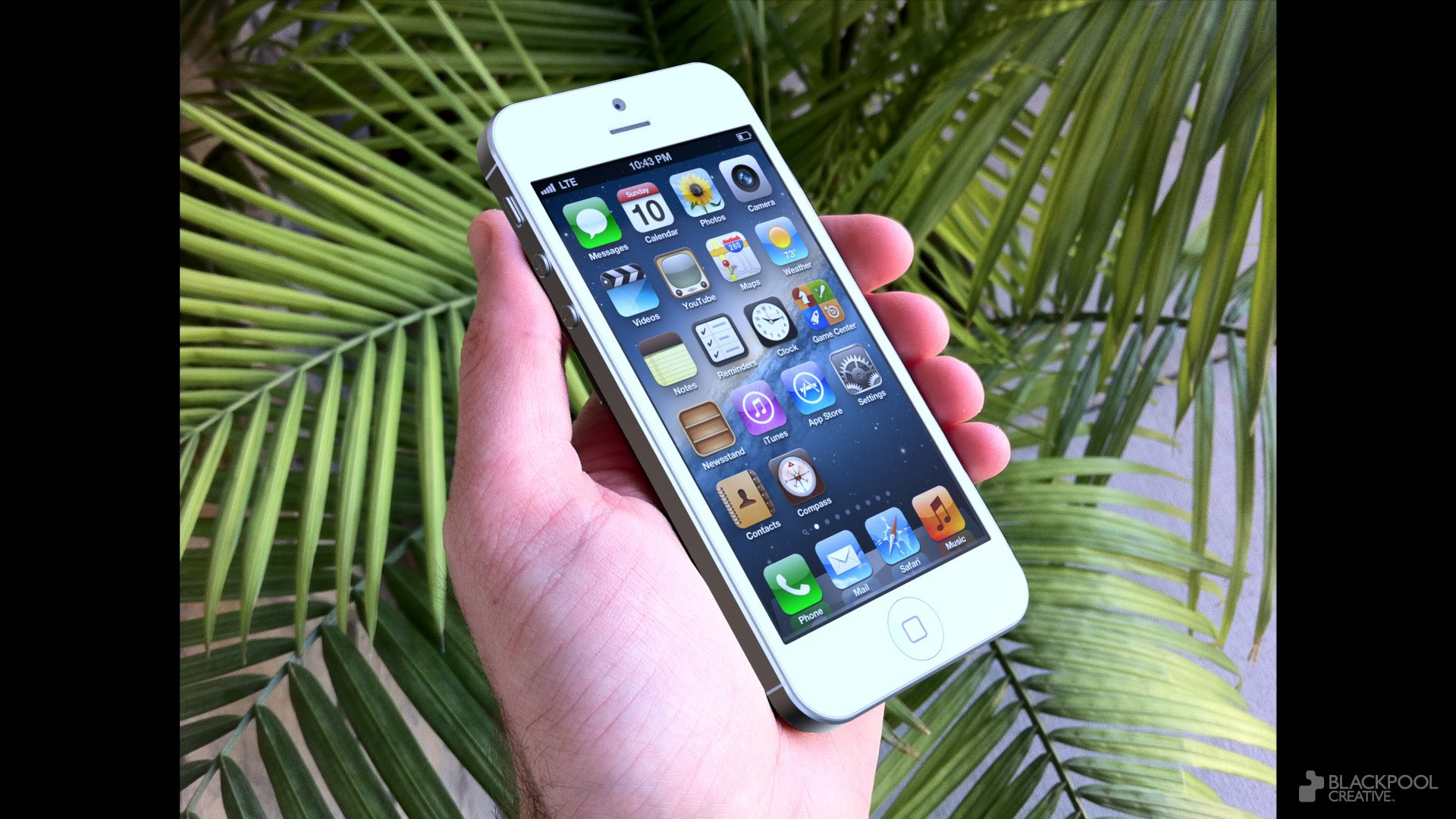 The next-gen iPhone may include support for faster 4G LTE networks.