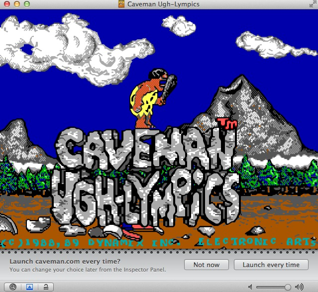 This, my friends, is quality retro gaming entertainment!