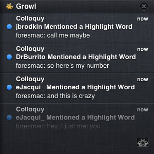 Hands-on: Growl 2.0 integrates with Notification Center on OS X, iOS