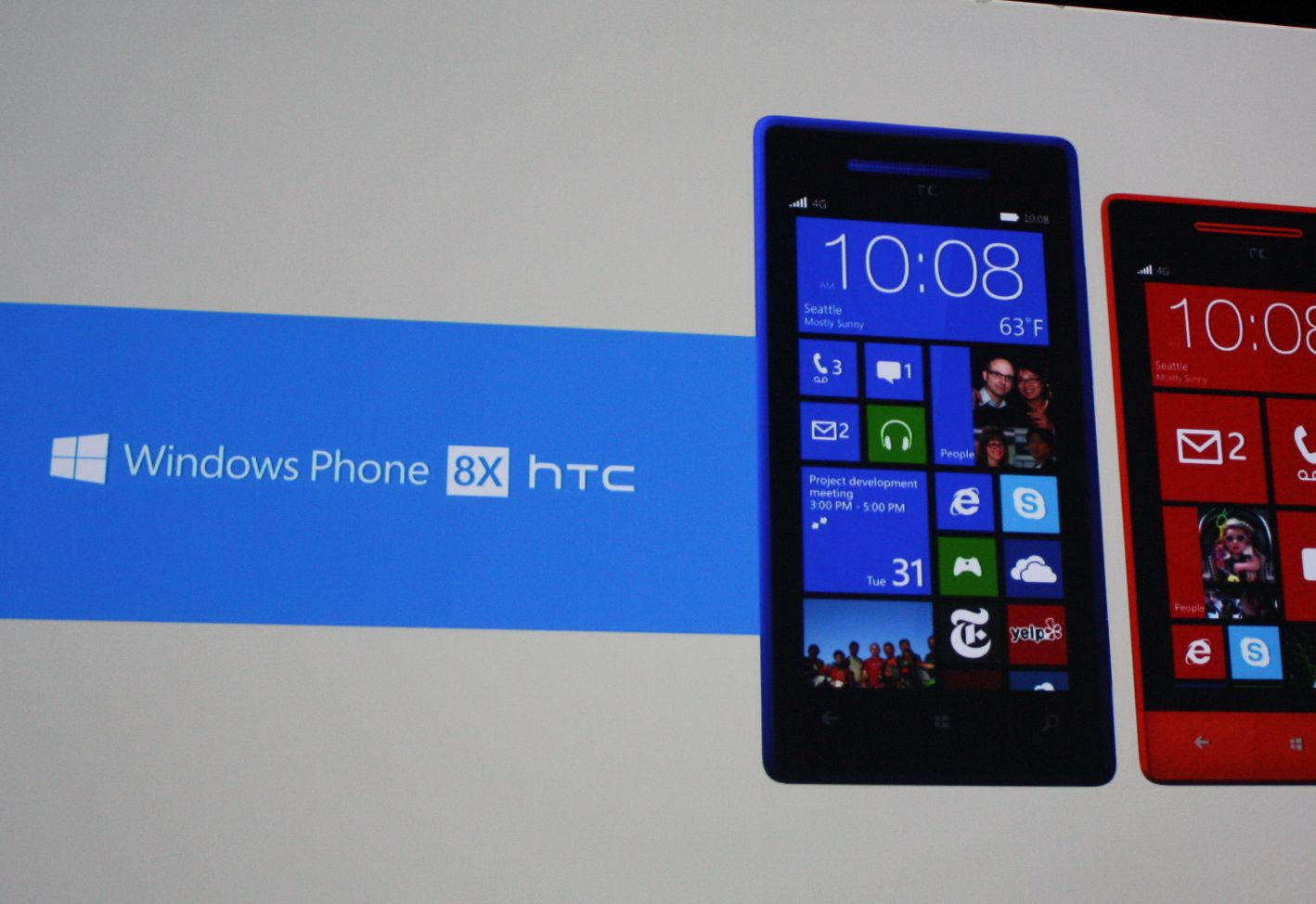 HTC, Microsoft announce two Windows Phone 8 devices   Ars ...