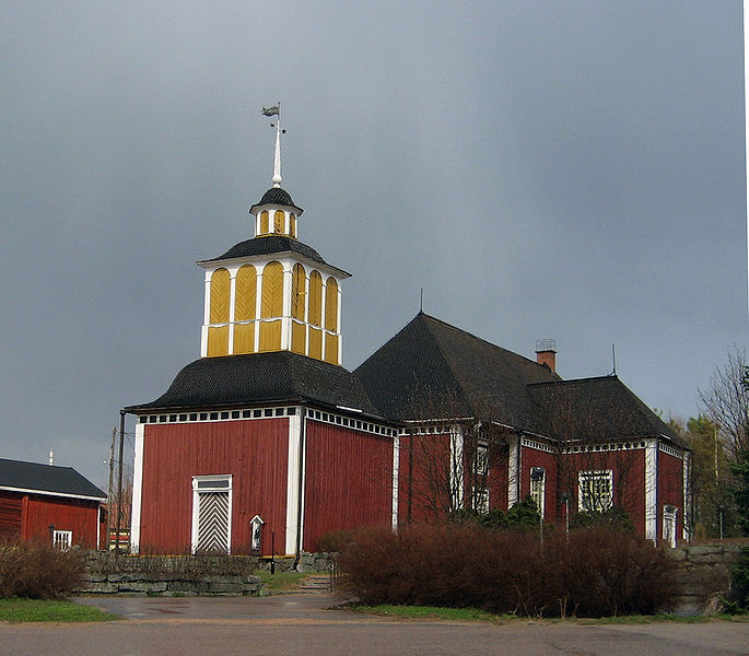 Karvia is a small town of just about 2,500 people in rural, Western Finland.