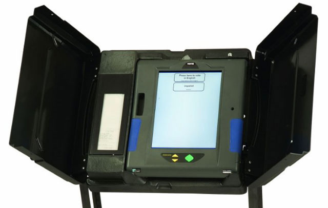 The iVotronic is used in several counties in West Virginia