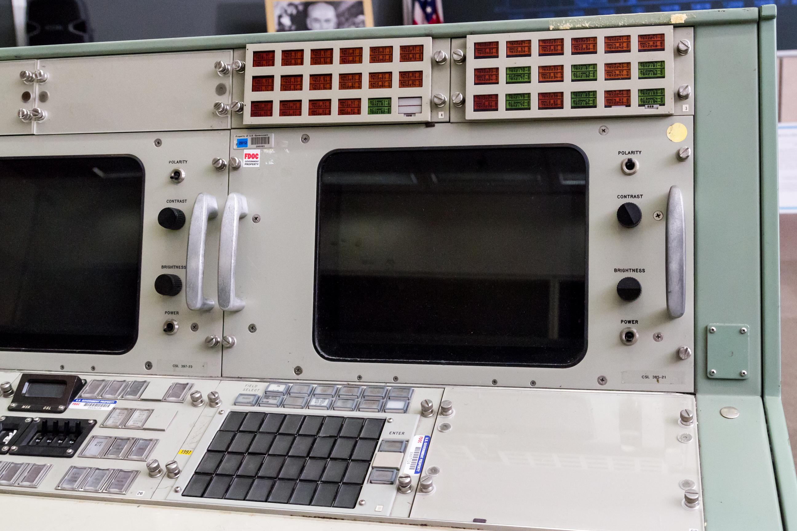 RETRO's console today.