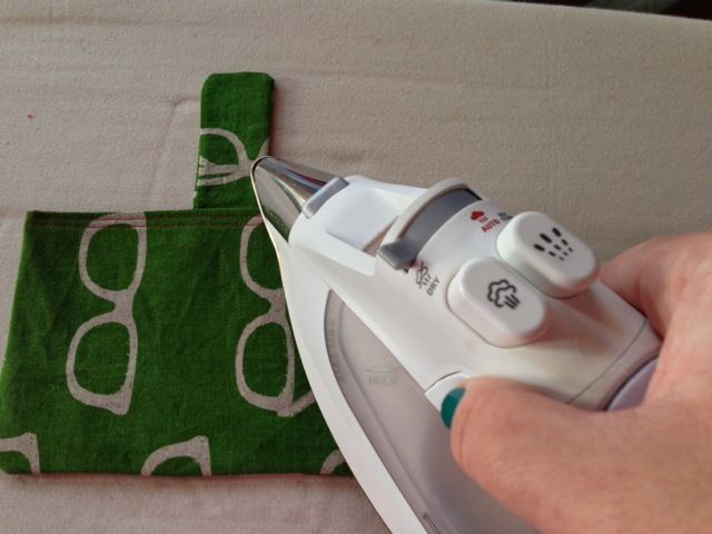 Ironing is fun for one and all.