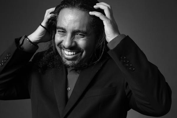 Author Ramez Naam.