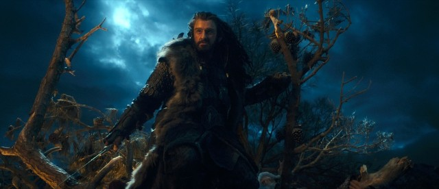 The film's Thorin Oakenshield differs from the one depicted in the book, but the changes are consistent with his characterization in some of Tolkien's more obscure writings.