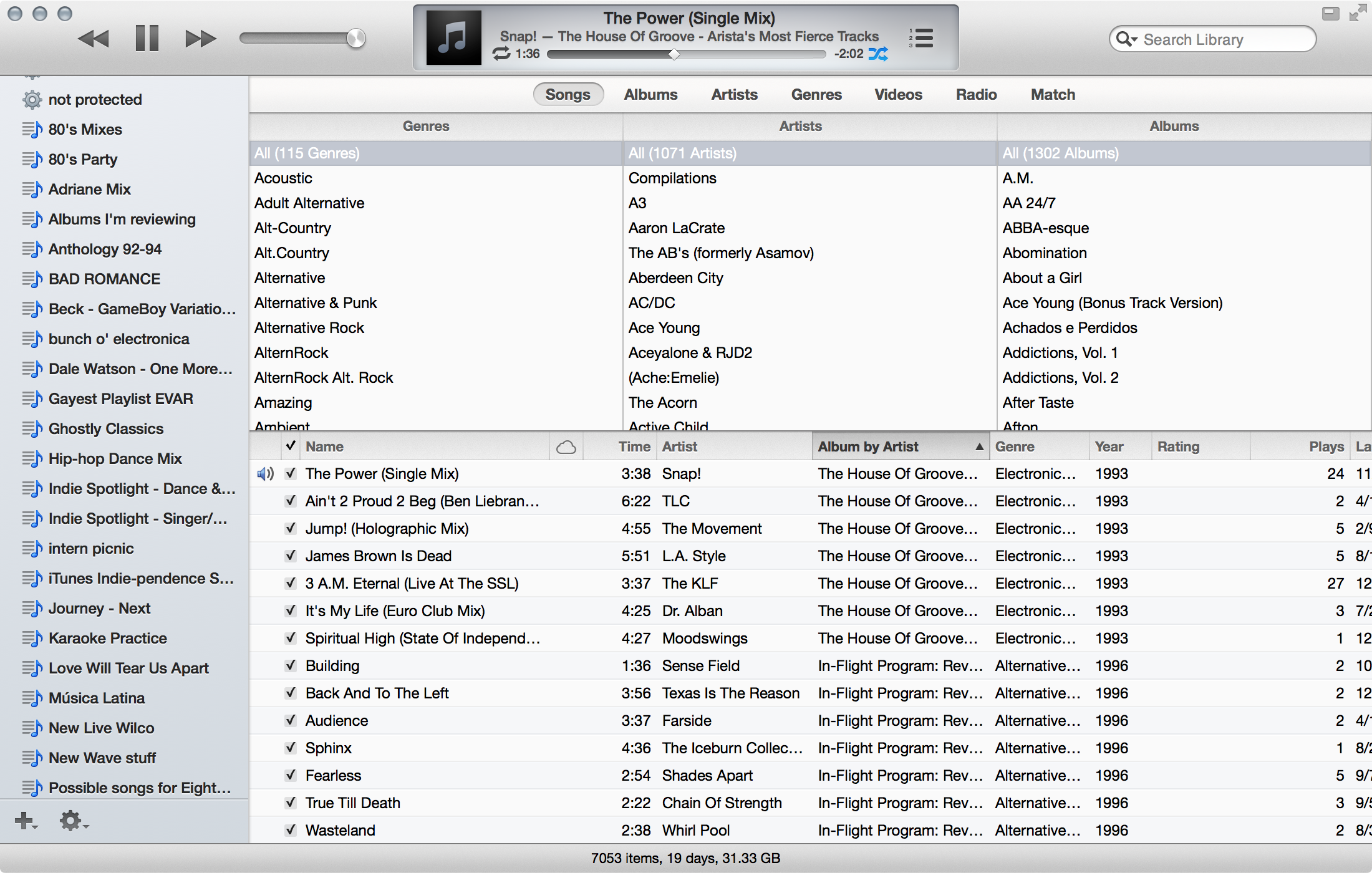 Turning on the sidebar and status bar should get you mostly back to the old iTunes 10 interface, if you prefer.