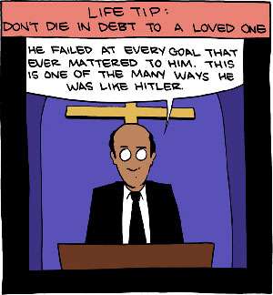 SMBC hilariously offers excellent advice.