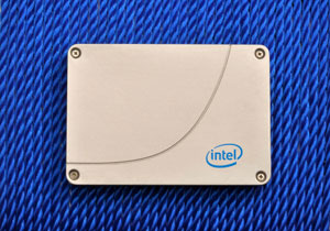 A 480GB Intel 520 Series SSD