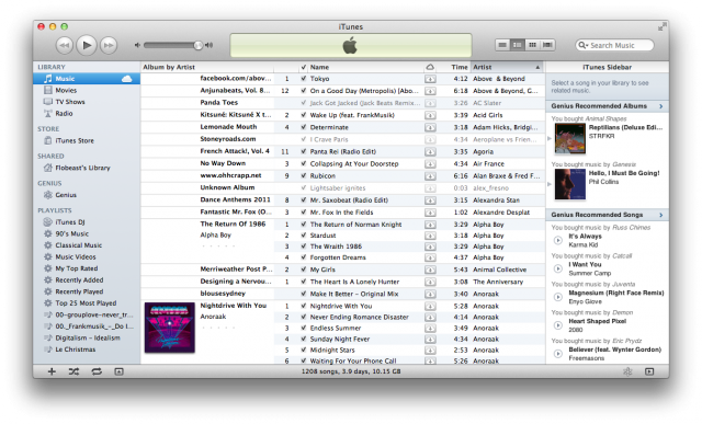 iTunes Match requires that you download each song individually.