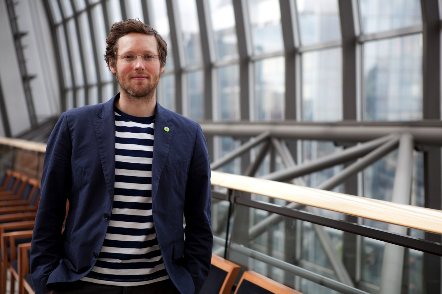 Jan Phillip Albrecht, a 30-year-old German MEP, is spearheading the lead committee proposal amending the data reform legislation.