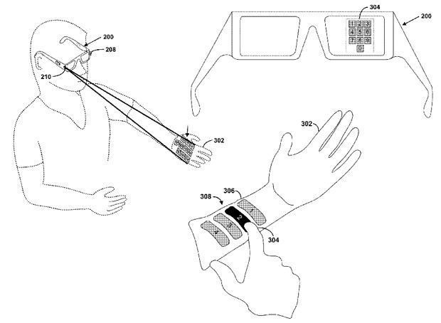 how google will let you control your google glass