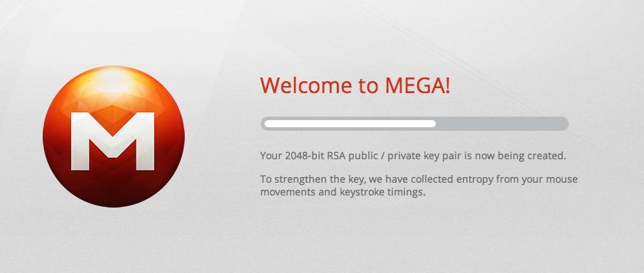 Mega.co.nz) использует слабый 1024-битный ключ RSA для генерации…