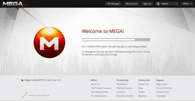 Megaupload - Down >> Mega - Up! Tomorrow Mega6-640x333
