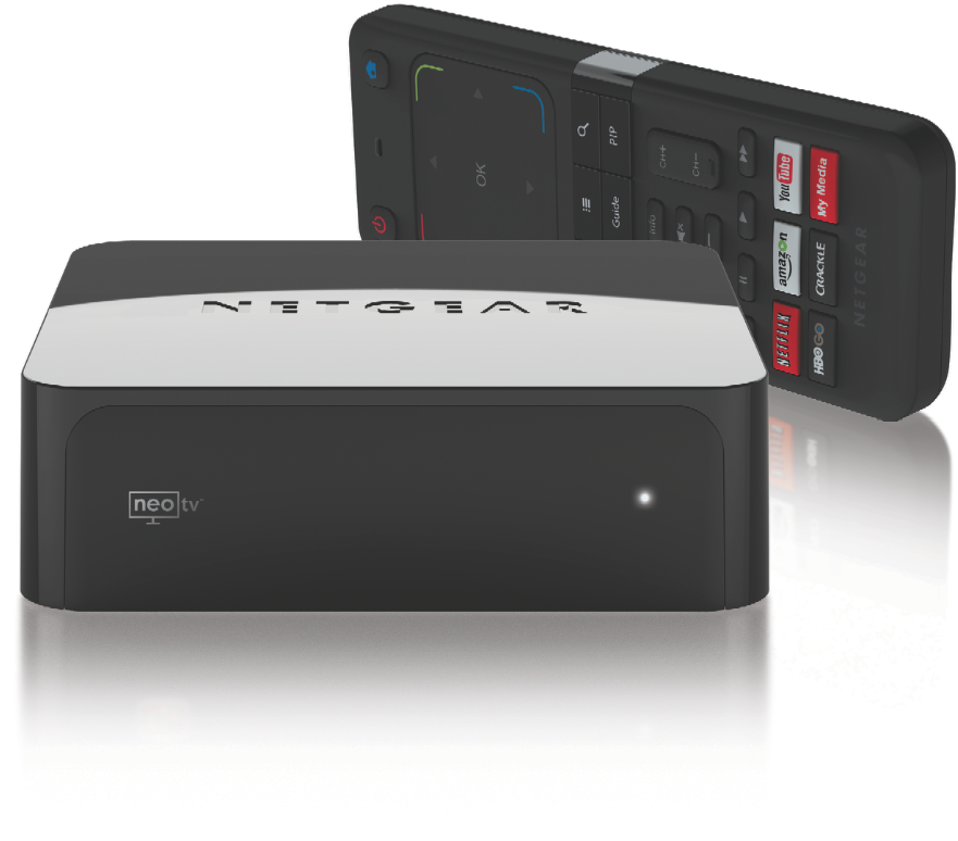 Netgear's NeoTV Prime will bring Google Play apps to HDTVs.