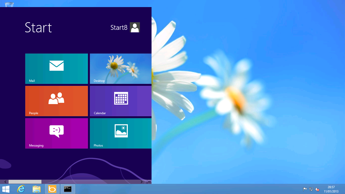 Help! I've got Windows 8 and I miss my Start menu!