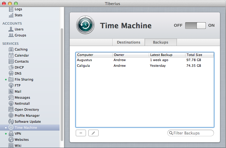 Time Machine isn't as capable as we'd like it to be, but it gives you much more information than it did before.