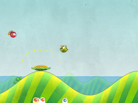 Tiny Wings HD.