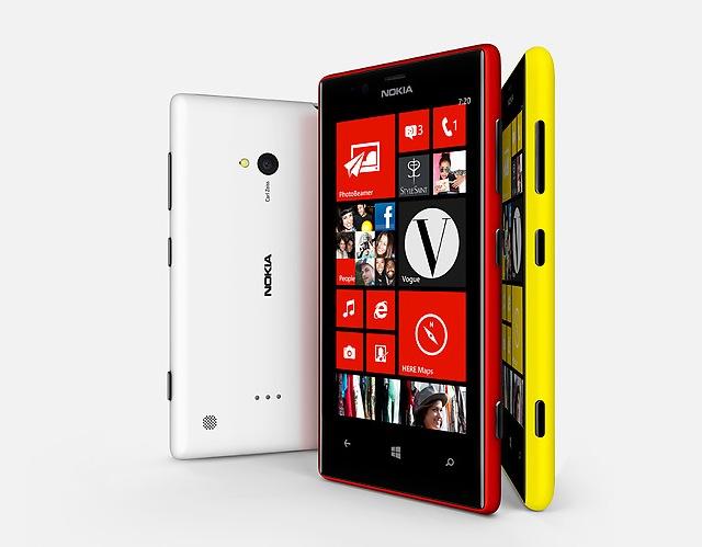 The Lumia 720.