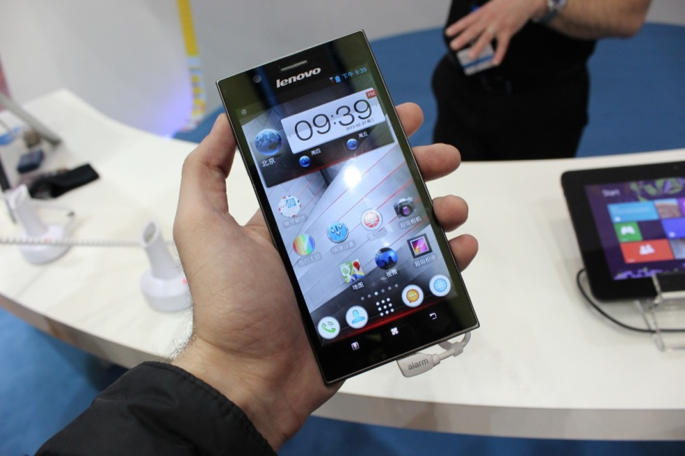 Some huge, some small, all over the place: the Android ...