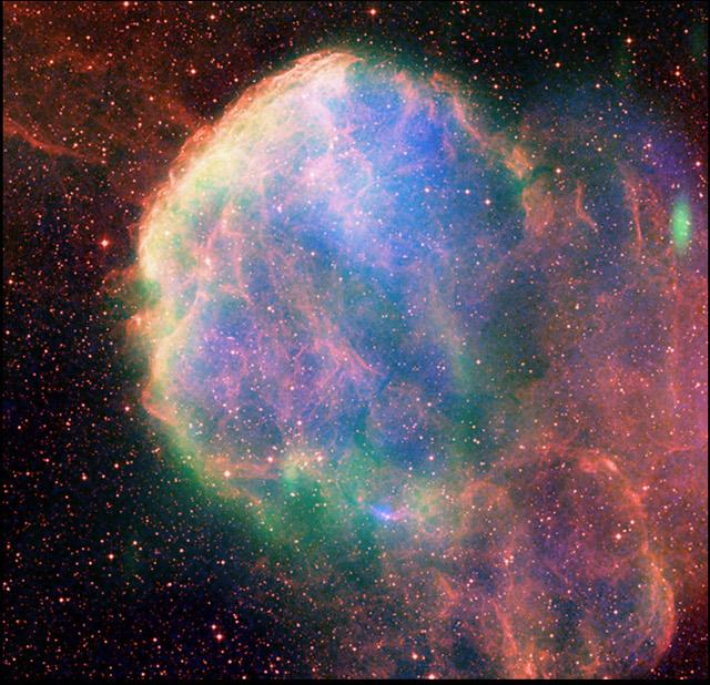 supernova landscape - photo #9