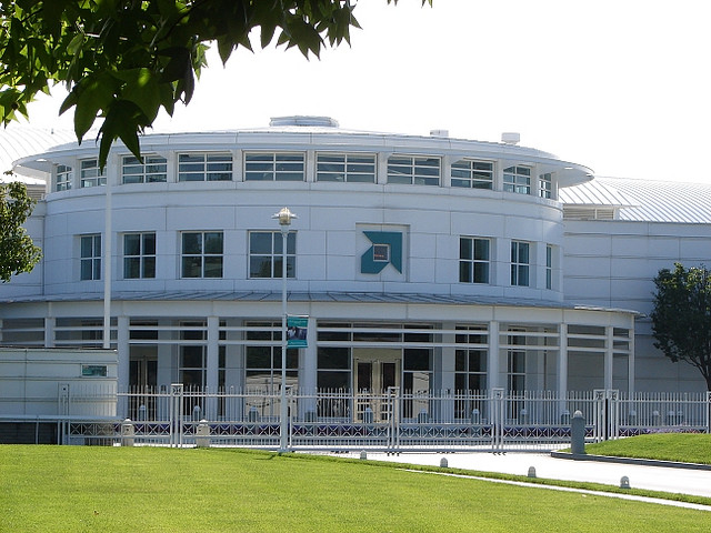 AMD's headquarters in Sunnyvale, California.